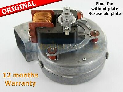 Vaillant Turbomax PRO 24 28 E & VUW 242/2-3 282/2-3 R1 Fan Assembly 190215