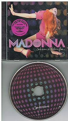 Madonna – Confessions On A Dance Floor   CD 2005