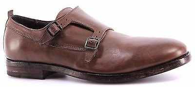 Scarpe Uomo MOMA 51508-4C Cusna Mouse Pelle Vintage Made In Italy Nuove
