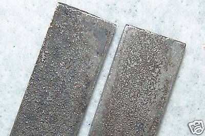 """Alnico 2 Humbucker Bar Magnet,Rough,2.50"""" Length,Magnetized,Qty 4 pieces"""