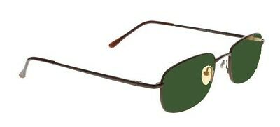 BoroView Glass Working Glasses Metal Wrap Frame - 51-19-140mm, Spring Hinges