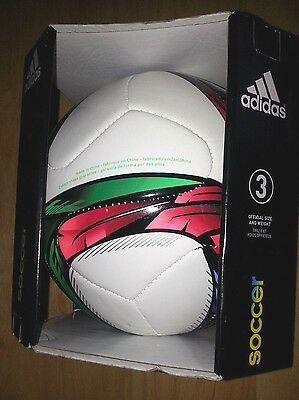 Adidas Performance Conext15 Top Glider Soccer Ball White/Night Flash Purple