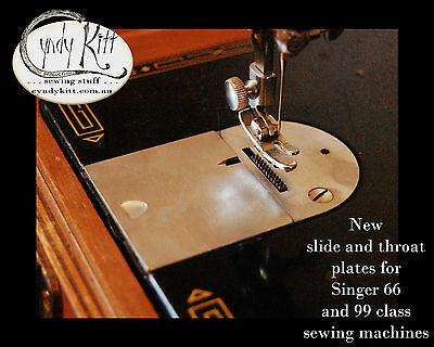 Slide plate for Singer 66 Class Sewing Machine