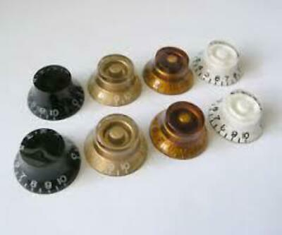 New Guitar Parts Top Hat Knobs