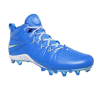 Nike Huarache 4 LAX Limited Edition Lacrosse Cleat 624978-401 Size 9 MSRP $120