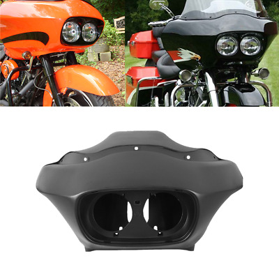 Matte ABS Inner & Outer Headlight Fairing For Harley FLTR Road Glide 1998-2013