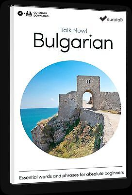 perEurotalk Talk Now Bulgaro for beginners - Download opzione e cd rom