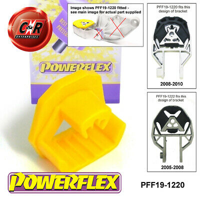 Ford Focus MK2 ST 2008 - 2010 Powerflex Lower Engine Mount Insert PFF19-1220