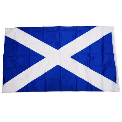 Special Offer Scotland National Flag (St Andrew) 5ft x 3ft WS