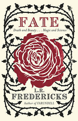 FATE by L. R. Fredericks : WH4-B157 : HB317 : NEW BOOK
