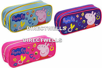 Peppa Pig Authentic Licensed Pencil Case Pouch