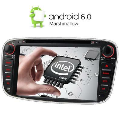 Car DVD Android 5.1 GPS Player Sat Nav FORD Mondeo FOCUS C-MAX S-MAX KUGA GALAXY