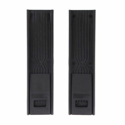 2pcs Reed Case for Clarinet Sax Saxophone Protect Holds 4 Reeds WS