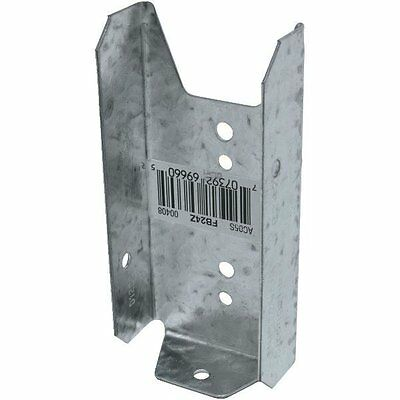 (BOX 100) Simpson Strong-Tie FB24Z Fence Brackets, RANCH FARM HOME FENCING