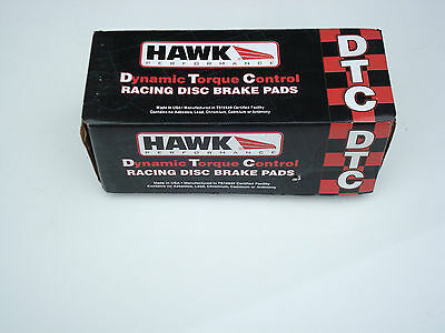 Set (4) Hawk Performance Dynamic Torque Control Racing disk brake pad HB101U.800