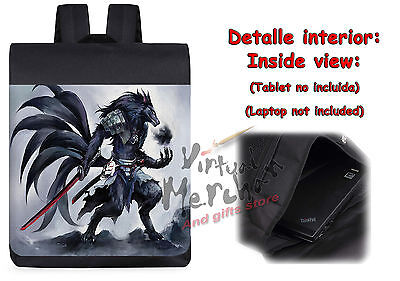 MOCHILA WOLF SAMURAI NINE backpack rucksack ES