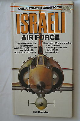 Israeli Air Force An Illustrated Guide Reference Book