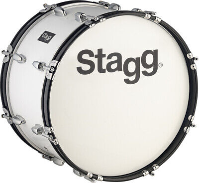 "MARCHING BASS DRUM 20""x12"""