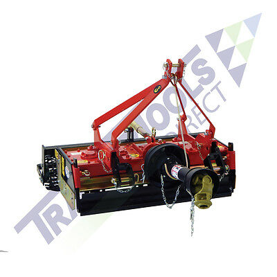 TX35 Mini Power Harrow by R2 Rinaldi for Compact Tractors