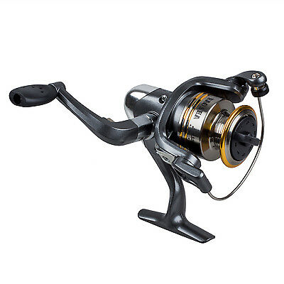 Bearing Left/Right Interchangeable Collapsible Handle Fishing Spinning Reels