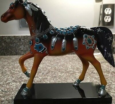 """Native Jewel Pony"" By Maria Ryan Of The Trail Of Painted Pony Collection"