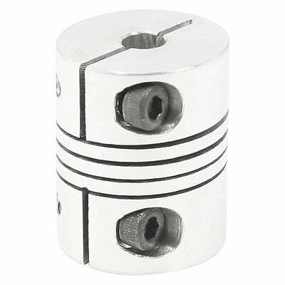 CNC Motor Shaft Coupler 5mm to 8mm Flexible Coupling 5mmx8mm DM