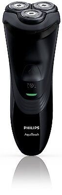 New Philips AquaTouch AT899 Wet and Dry Men's Electric Shaver Black Waterproof