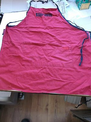 (2) The Sopranos Grilling Apron Hbo Tv Cook Cooking Hbo 2003