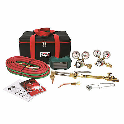 Harris Victor Compatible Ironworker VMD 510 Oxy Acetylene Cutting Torch Outfit