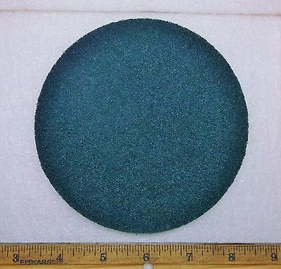 """5"""" x NH Blue Very Fine Scotch-Brite J Hook Surface Conditioning Disk, 3M #04303"""