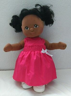 My Child African American Baby Doll Very Cute