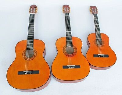 great Concert Guitar Classic Guitar in 3 sizes