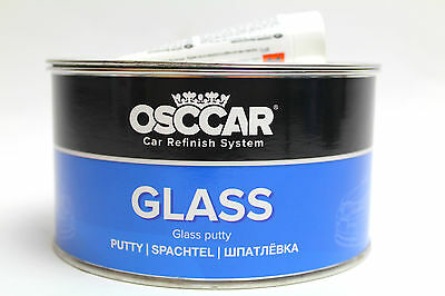 SALE OSCCAR GLASS 500g car and boat Sandable Body FibreGlass Bridging Filler