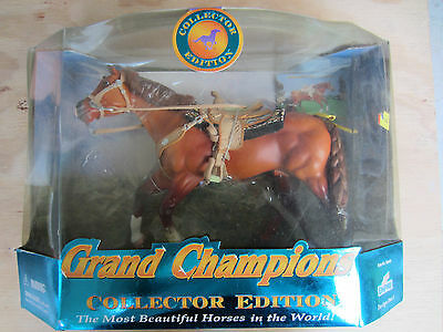 Empire Grand Champions Quarter Horse Stallion Collector Edition Play S 1997 MISB