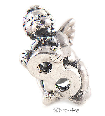 Authentic Trollbeads Sterling Silver 11322-03 Cherub-03