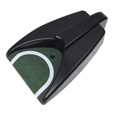 Battery-Operated Auto Return Putting Mat Golf Practice Cup PK