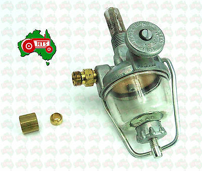 Tractor Fuel Tank Tap Massey Ferguson With Fitting TE20 TEA20 TED20 35 135