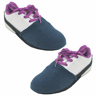 Two Bowling Shoe Cover  Bowling Shoe Protector Fits Most Shoes