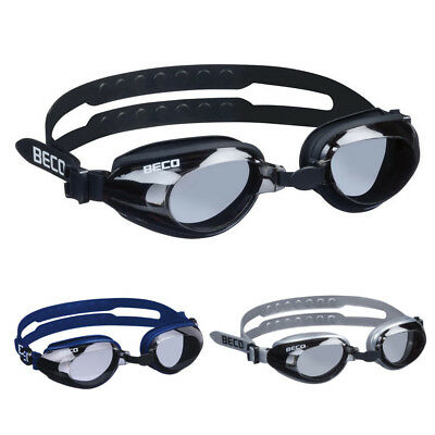 BECO Schwimmbrille / Profischwimmbrille / Trainingsschwimmbrille LIMA Anti-Fog