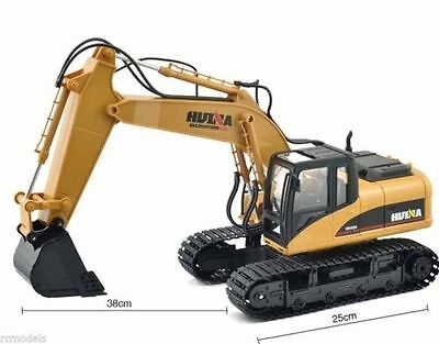 radio remote Control Construction Excavator digger 15 Channel 2.4G system  UK