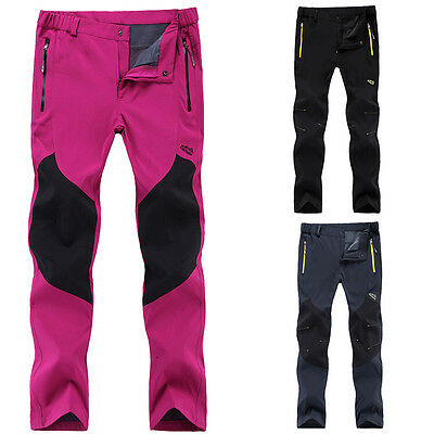 Outdoor Sports Overalls Women's Snowboard Camping Pants Hiking Climbing Trousers