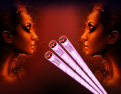 20x COLLATAN MAXI TWISTED HOT TANNING & SKIN REJUVENATION SUNBED LAMPS TUBES 6ft
