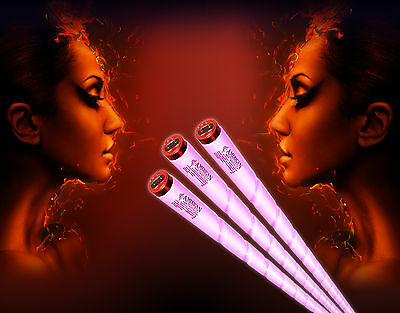 20x COLLATAN MAXI TWISTED TANNING & SKIN REJUVENATION SUNBED LAMP TUBES 6ft 250w