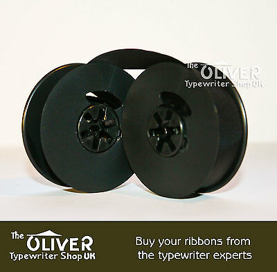Royal Cavalier Contessa Sahara Signet Typewriter Ribbon (Black) , Free Shipping