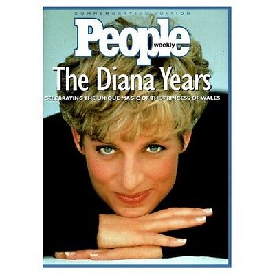 Magazine - Celebrity - People Weekly The Diana Years - Commemorative Edition