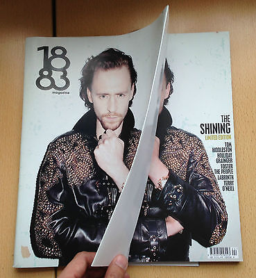1883 Magazine 4,Tom Hiddleston,Holliday Grainger,Labrinth,Terry O'Neill LIMITED