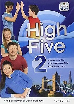High Five. Ediz. Premium. Con E-Book. Con Espansione Online. Per La 0194663779