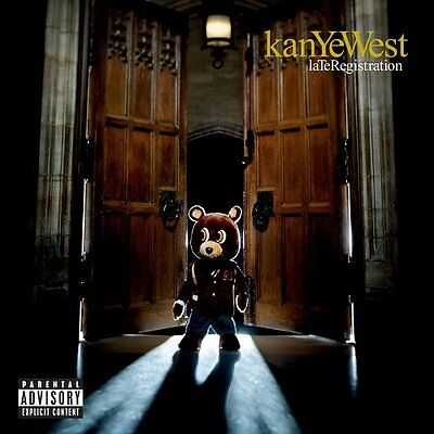 Kanye West Late Registration Vinyl Album SEALED