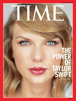 TIME Magazine, Taylor Swift NEW