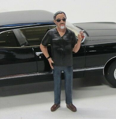 Figur ( Hot Rodder Bill ) American Diorama 1:18